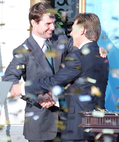 Tom Cruise, David Miscavige