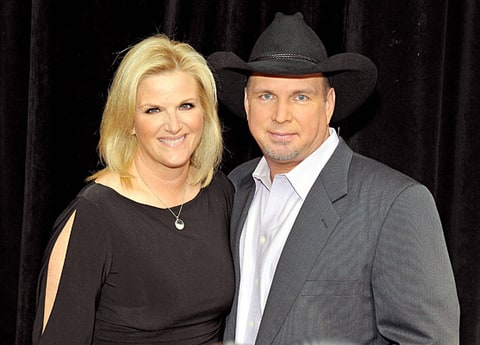 garth brooks on trisha yearwood i never knew it could be