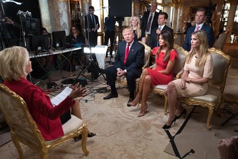 Trump Retreats From Hardline Immigration Promise On '60 Minutes'
