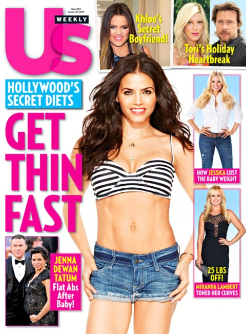 Jenna Dewan Tatum Video Us Weekly Cover