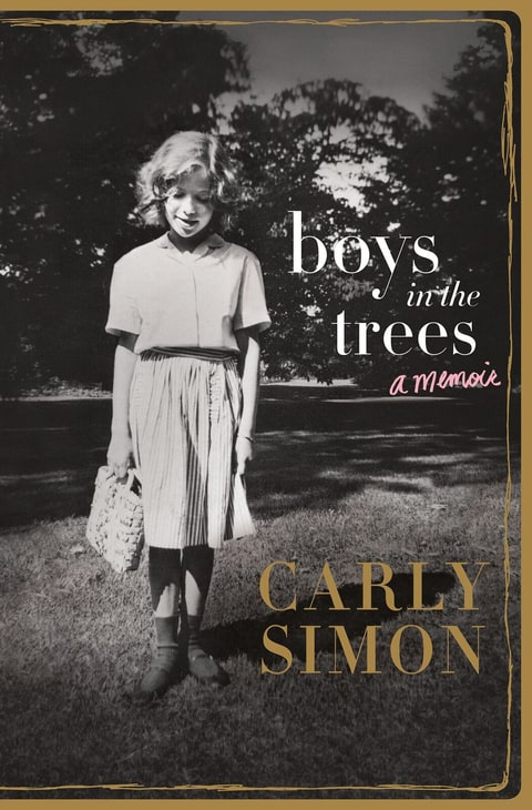 Carly Simon, Boys in the Trees, Carly Simon book