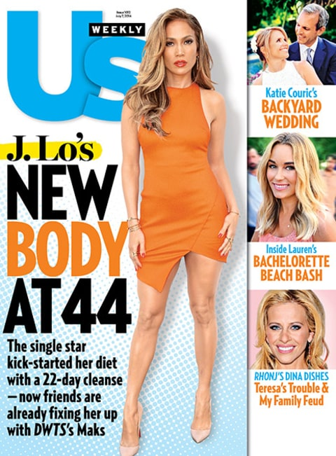 US Weekly Cover 06/24/14