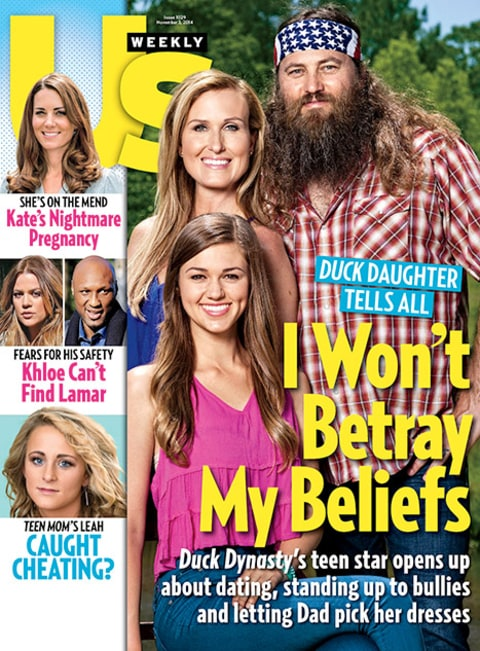 US weekly cover 1029