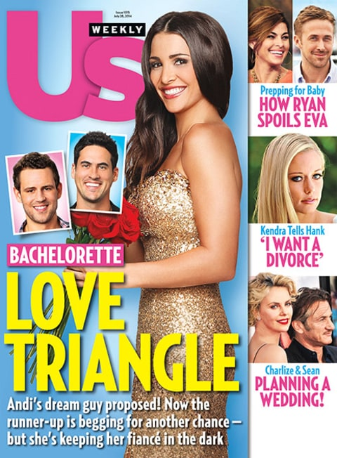 US Weekly Cover 1015