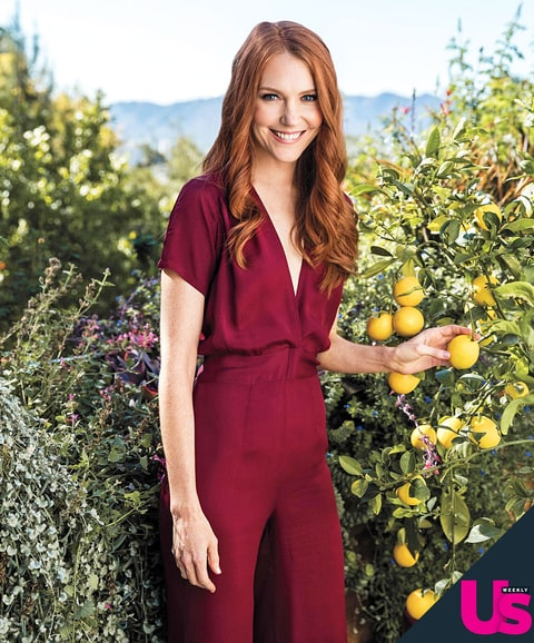 Darby Stanchfield Inside My Kitchen Scandal