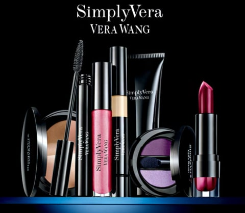 vera wang make-up line