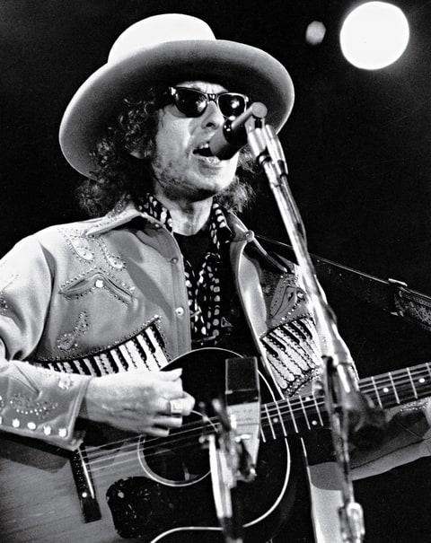 A Look Inside Bob Dylan's Secret Archives
