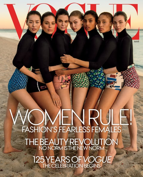 A Breakup Letter To Vogue S Diversity Issue Her Campus