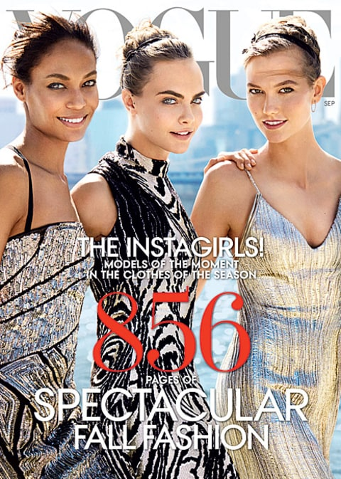 Vogue - September 2014 Issue