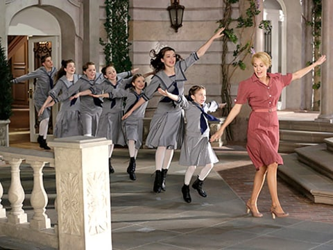 Carrie Underwood - Sound of Music
