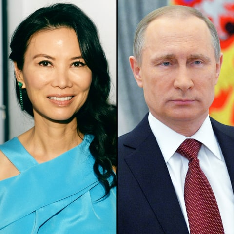 wendi deng dating Everyone should be free to design the relationship model that works for them — and for me that's dating younger men  demi moore, and wendi deng being open.