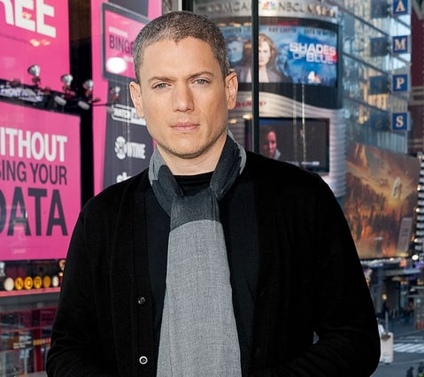 Wentworth Miller has spoken out against his fat shaming meme