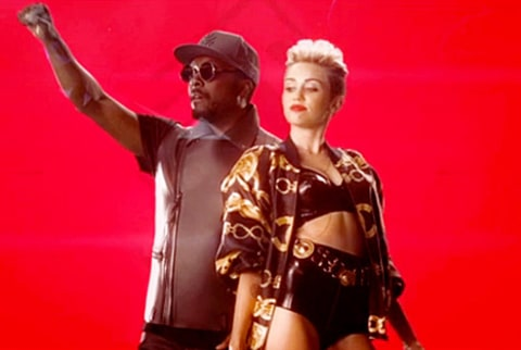 miley and will.i.am