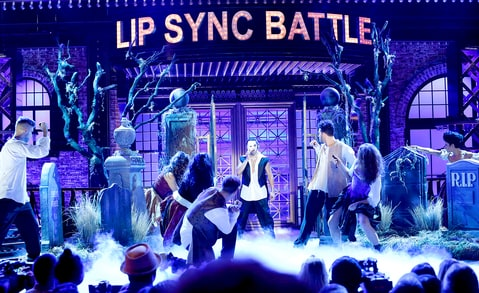 Wilmer Valderrama on 'Lip Sync Battle'
