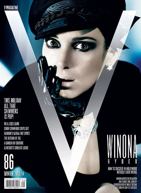 winona ryder cover