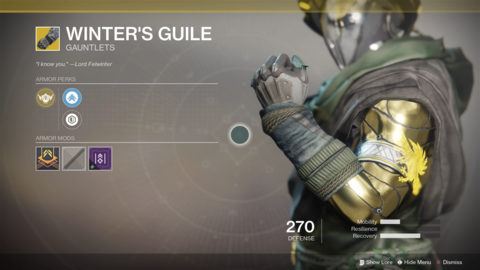 Destiny 2 Xur Items and Location for October 20