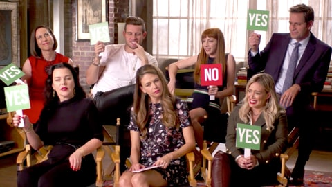 The cast of 'Younger.'