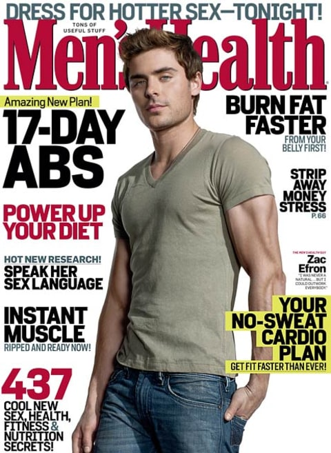 Zac Men's Health