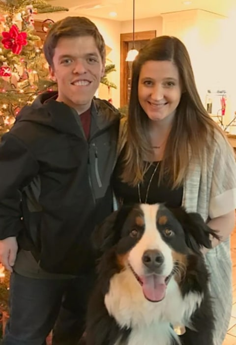 Zach and Tori Roloff are having a baby boy
