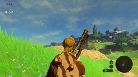 'The Legend of Zelda: Breath of the Wild.'