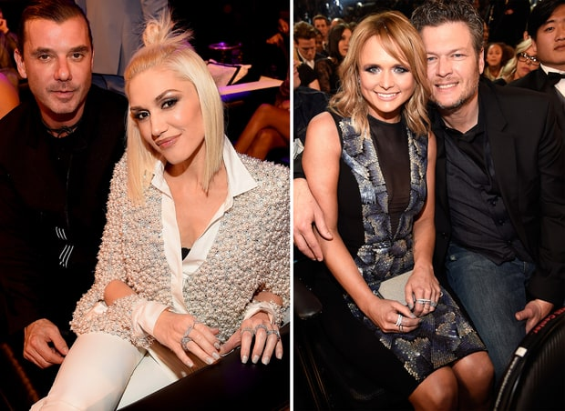 Gwen stefani and blake shelton s sweetest moments see their