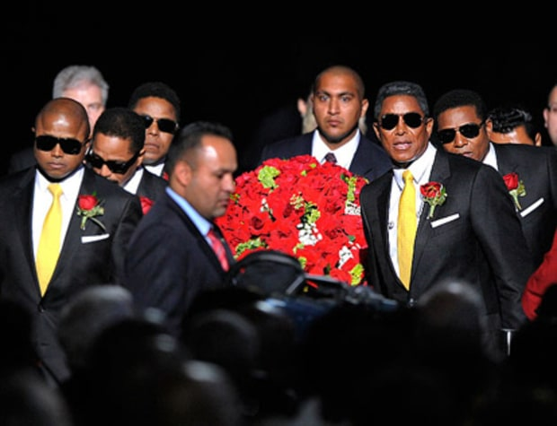Brothers As Pallbearers