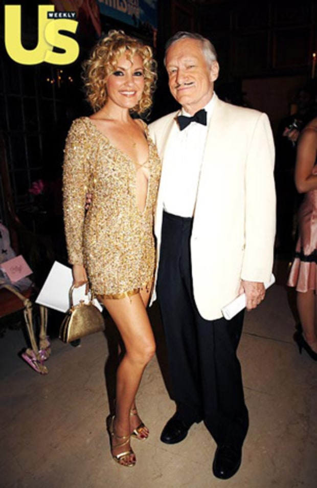 Bridget & Hugh Hefner