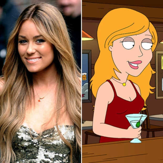 Lauren Conrad, Family Guy