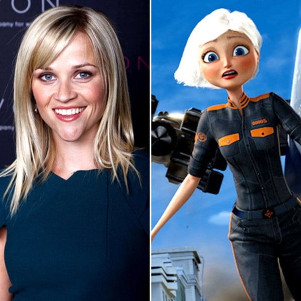 Reese Witherspoon, Monsters vs. Aliens