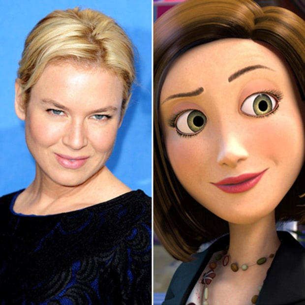Renee Zellweger, Bee Movie