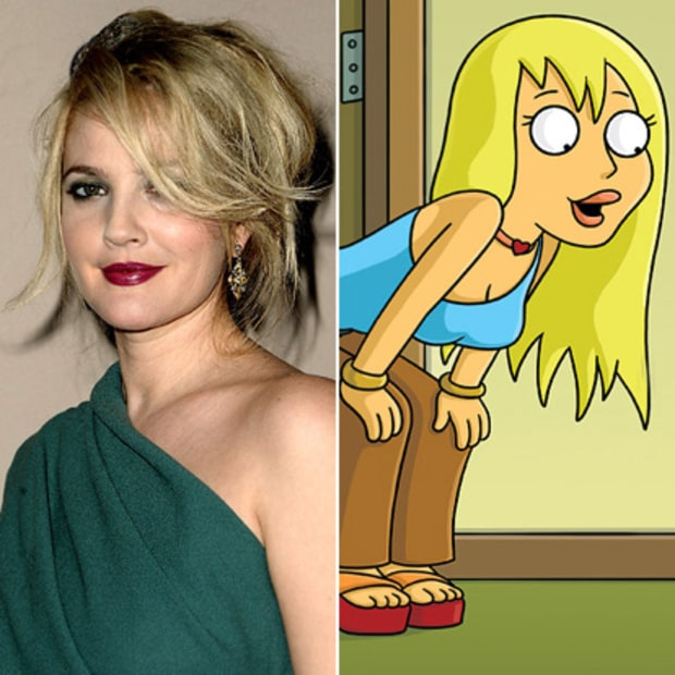 Drew Barrymore, Family Guy