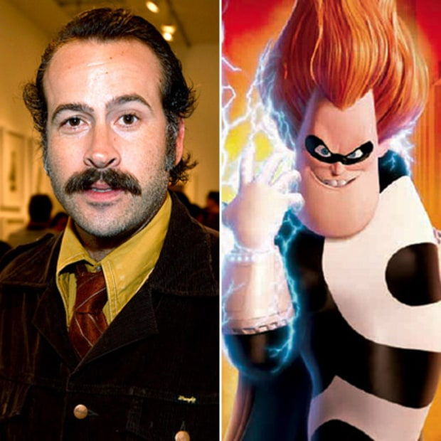 Jason Lee, The Incredibles