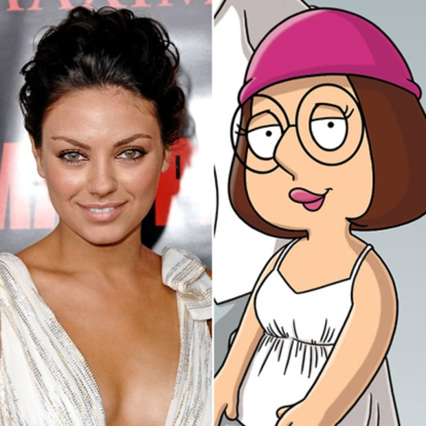 Mila Kunis, Family Guy