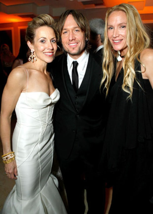 Sheryl Crow, Keith Urban, Kelly Lynch