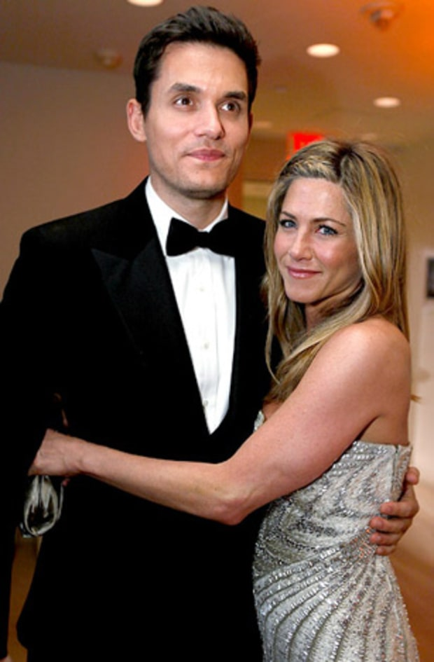 Jennifer Aniston & John Mayer