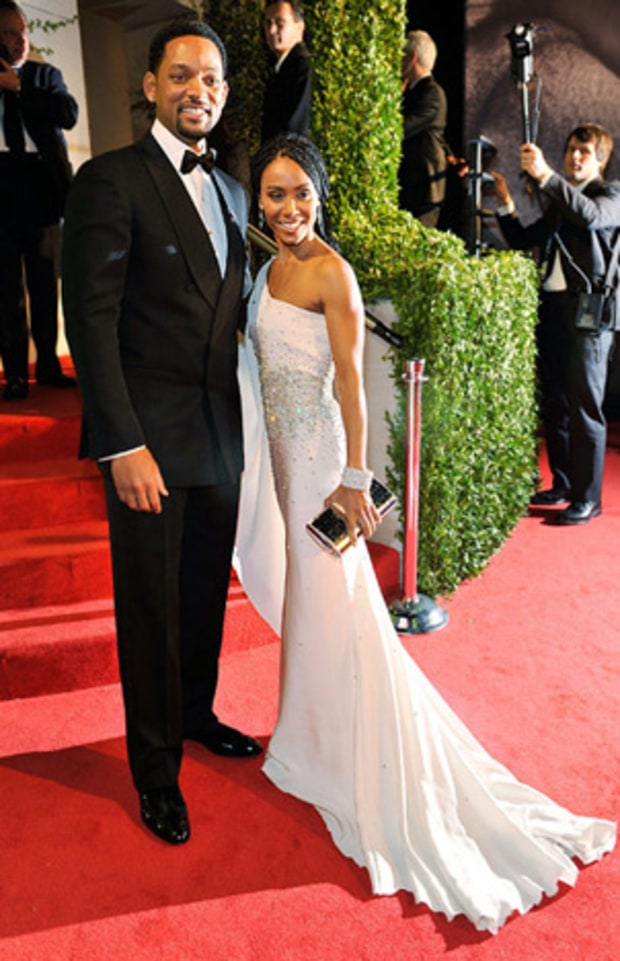 Will Smith & Jada Pinkett Smith
