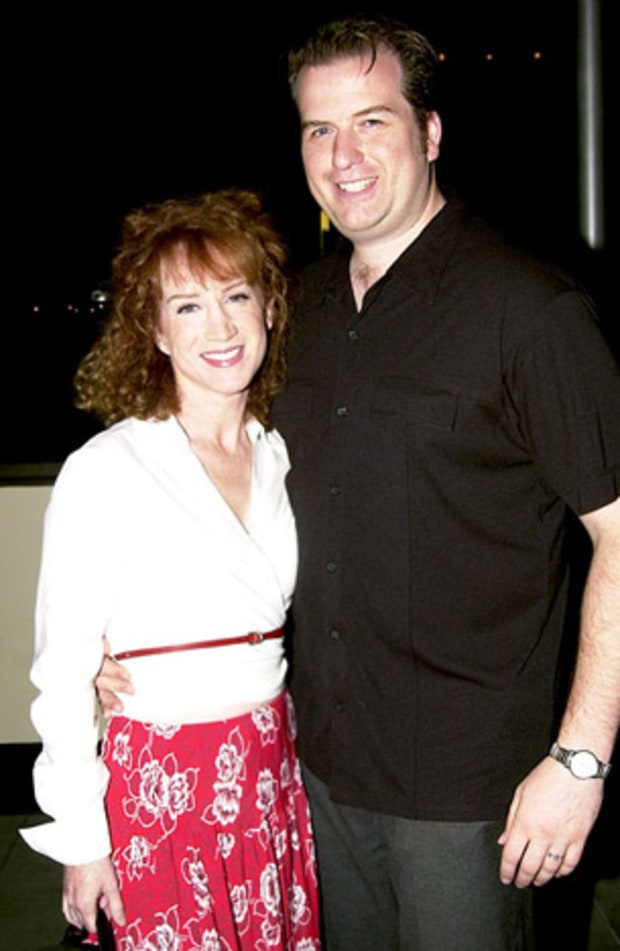 Kathy Griffin and Matt Moline, My Life on the D-List