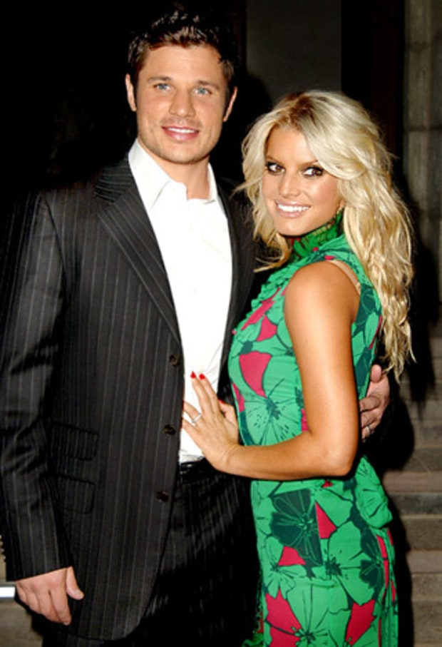 Nick Lachey and Jessica Simpson, Newlyweds