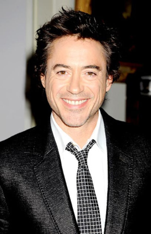 It's Robert Downey Jr.!