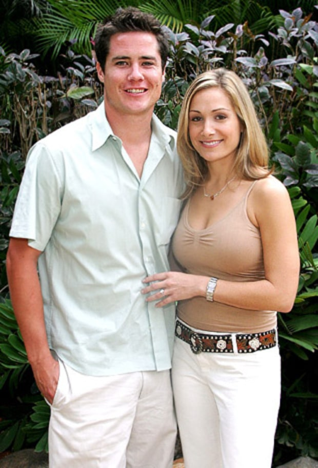 Andrew Firestone and Jen Schefft, The Bachelor