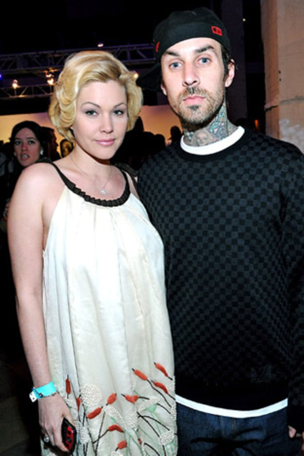 Shanna Moakler and Travis Barker, Meet the Barkers