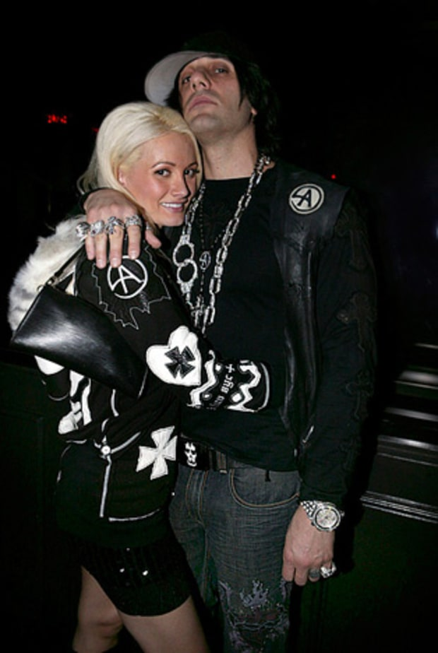 Holly Madison & Criss Angel