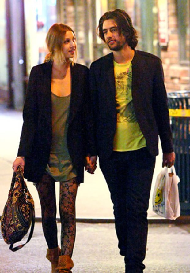 Whitney Port and Jay Lyon, The City