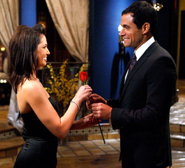 Melissa Rycroft and Jason Mesnick, The Bachelor