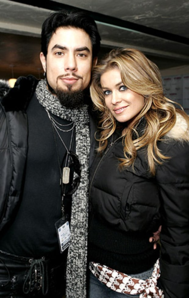 Dave Navarro and Carmen Electra, 'Til Death Do Us Part