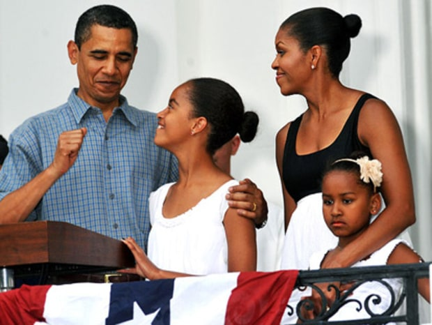 First Family's Fourth