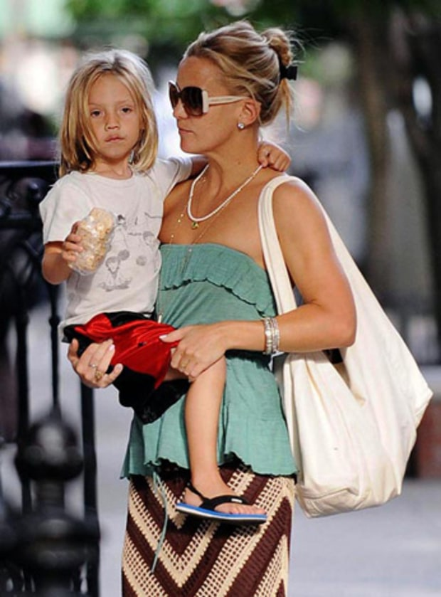Ryder with Kate Hudson