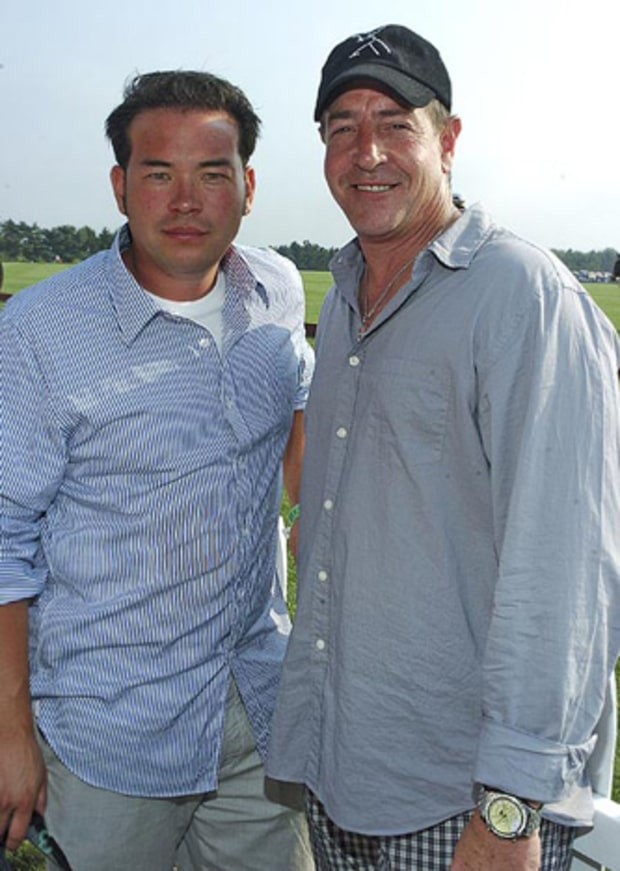 Jon Gosselin and Michael Lohan