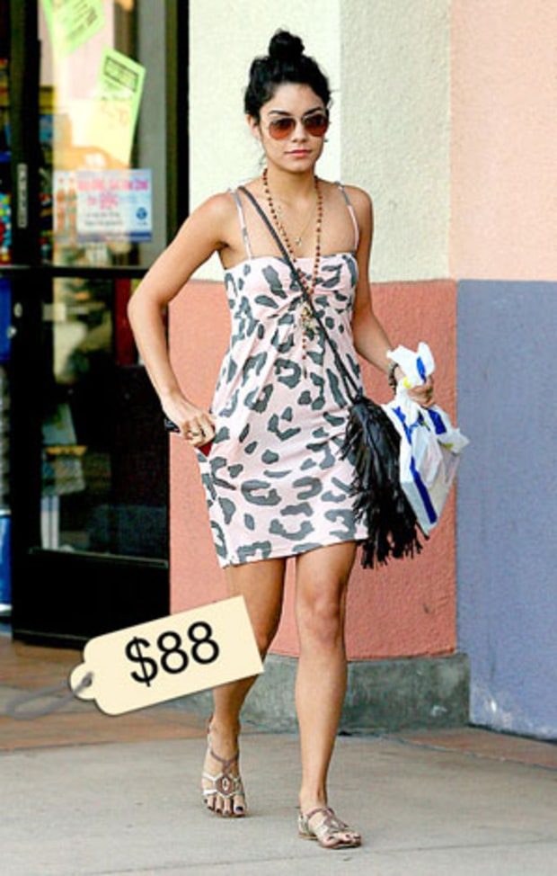 Vanessa Hudgens | Must-See Star Summer Steals! | Us Weekly