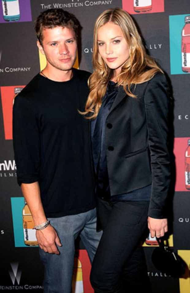 Abbie Cornish and Ryan Phillippe